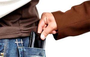 Как избежать карманной кражи фото к новости